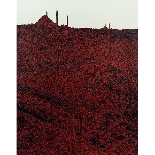 Istanbul Yenicami by Devrim Erbil RenkoLondon
