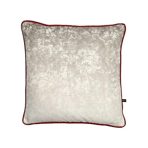 Okuta Cushion Grey by Eva Sonaike RenkoLondon