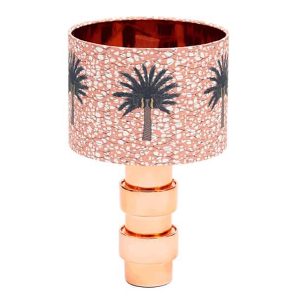 Aburi Copper Lamp Shade by Eva Sonaike at RenkoLondon New Arrivals