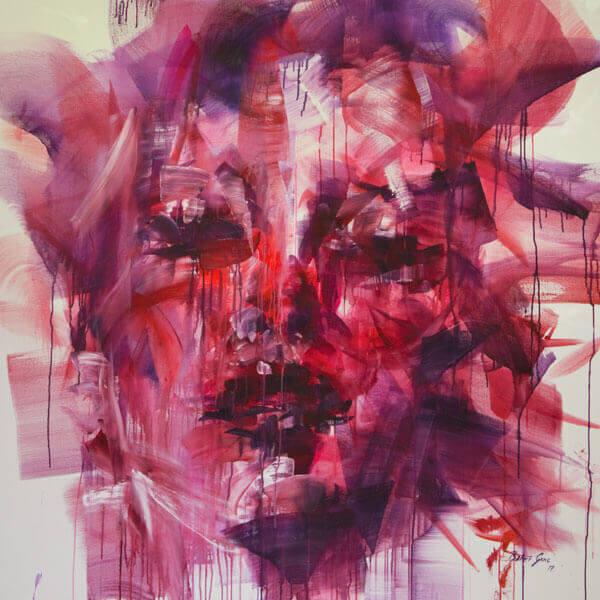 untitled-isimsiz-portrait-art-artist-bahri-genc-renkolondon-renko-london-online-art